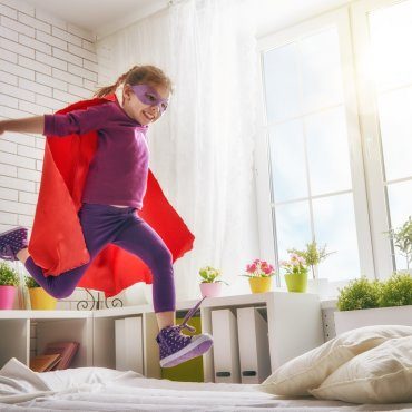 The Ultimate List of Indoor Games, Activities and Workouts to Keep Your Kids Active
