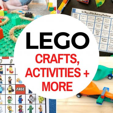 43 LEGO Crafts and Activities for Kids for Endless Fun