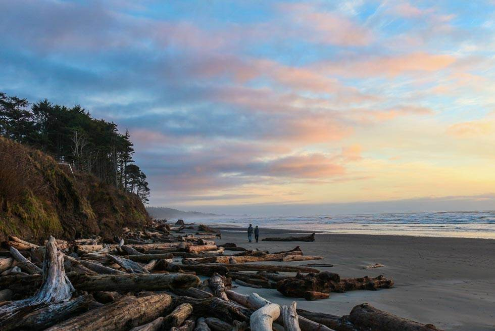 Top 12 Best Romantic Weekend Getaways from Seattle featured by top Seattle blogger, Marcie in Mommyland