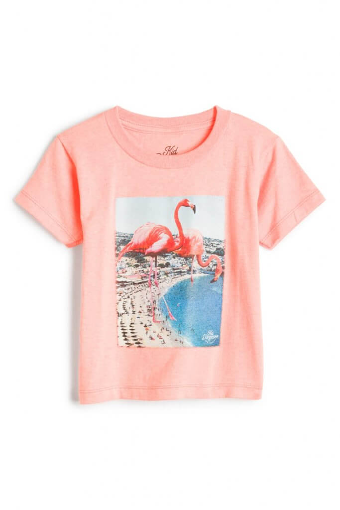 Stitch Fix Kids Unboxing & Try On: Summer 2020 featured by top Seattle lifestyle blogger, Marcie in Mommyland: image of Kid Dangerous Maximo Short Sleeve Graphic Cotton Tee