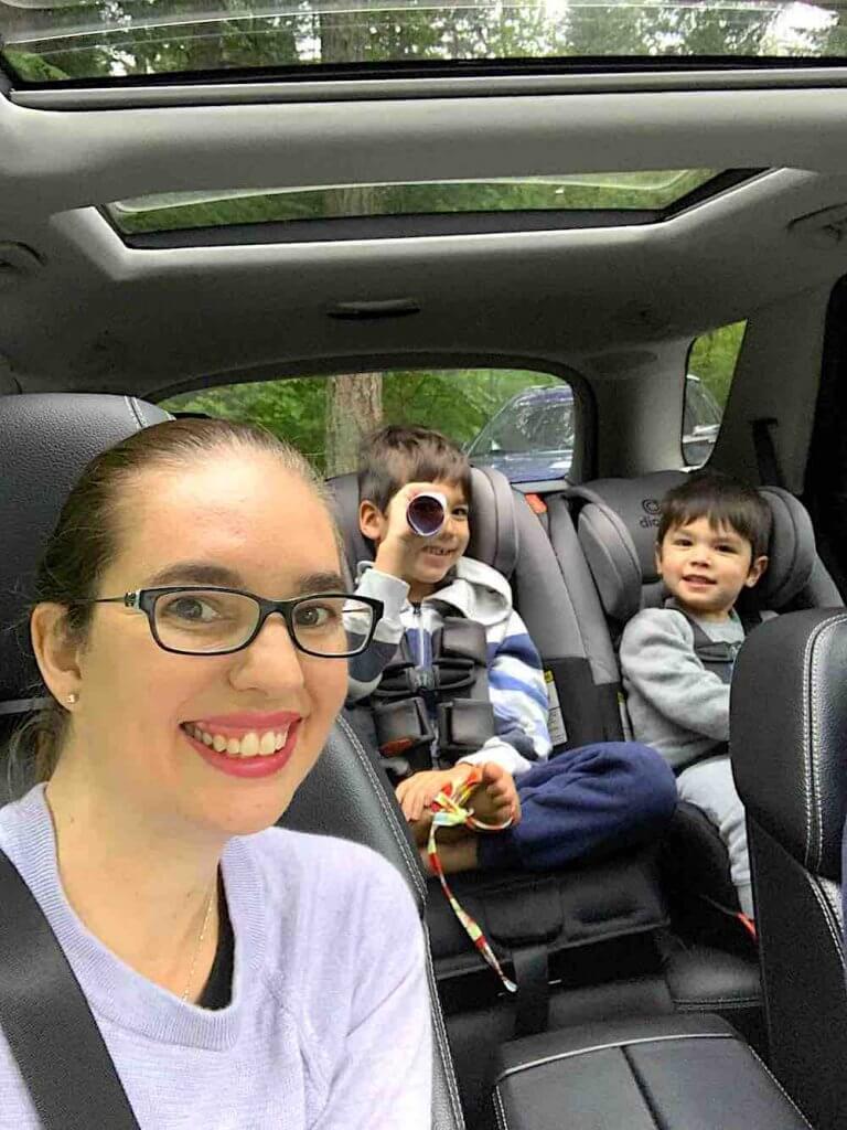 Northwest Trek Wildlife Park's Wild Drive Review featured by top Seattle blogger, Marcie in Mommyland: Northwest Trek Wild Drive in Washington State