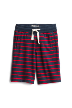 Stitch Fix Kids Unboxing & Try On: Summer 2020 featured by top Seattle lifestyle blogger, Marcie in Mommyland: image of Tailor Vintage Phillippe French Terry Sweat Short
