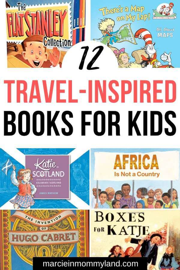 Children's Books About Countries of the World featured by top US travel blogger, Marcie in Mommyland