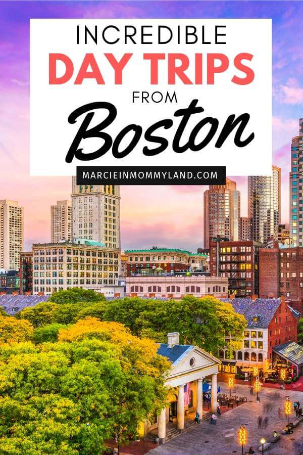 Top 7 Day Trips from Boston featured by top US travel blogger, Marcie in Mommyland