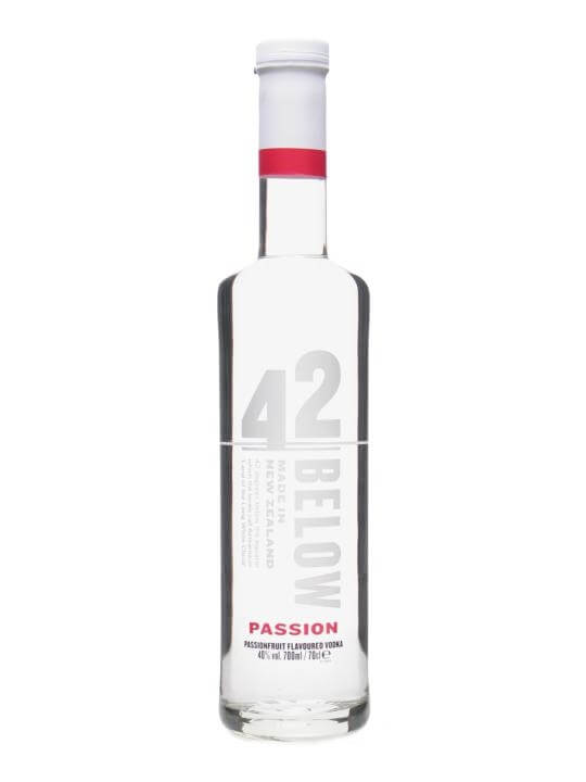 Best New Zealand Souvenirs featured by top travel blogger, Marcie in Mommyland: 42 Below Vodka from New Zealand