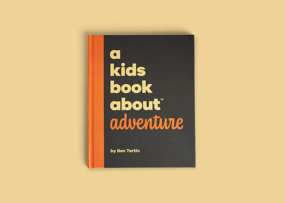 """A Kids Book About"" Series: An Honest Review featured by top Seattle lifestyle blogger, Marcie in Mommyland: A Kids Book About Adventure"