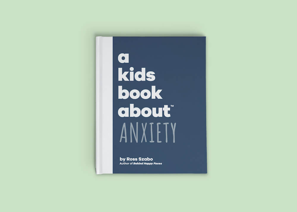"""A Kids Book About"" Series: An Honest Review featured by top Seattle lifestyle blogger, Marcie in Mommyland: A Kids Book About Anxiety"