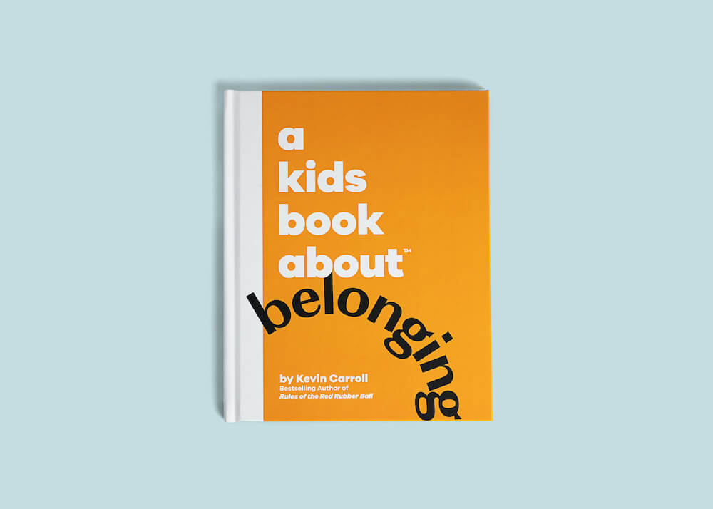 """A Kids Book About"" Series: An Honest Review featured by top Seattle lifestyle blogger, Marcie in Mommyland: A Kids Book About Belonging"