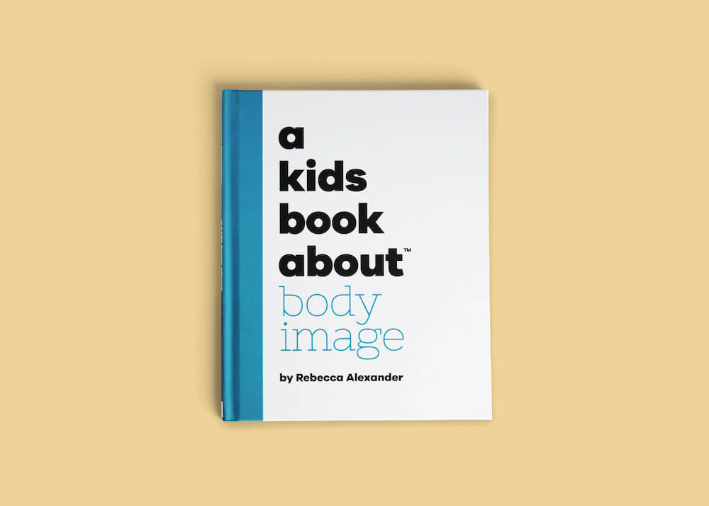 """A Kids Book About"" Series: An Honest Review featured by top Seattle lifestyle blogger, Marcie in Mommyland: A Kids Book About Body Image"