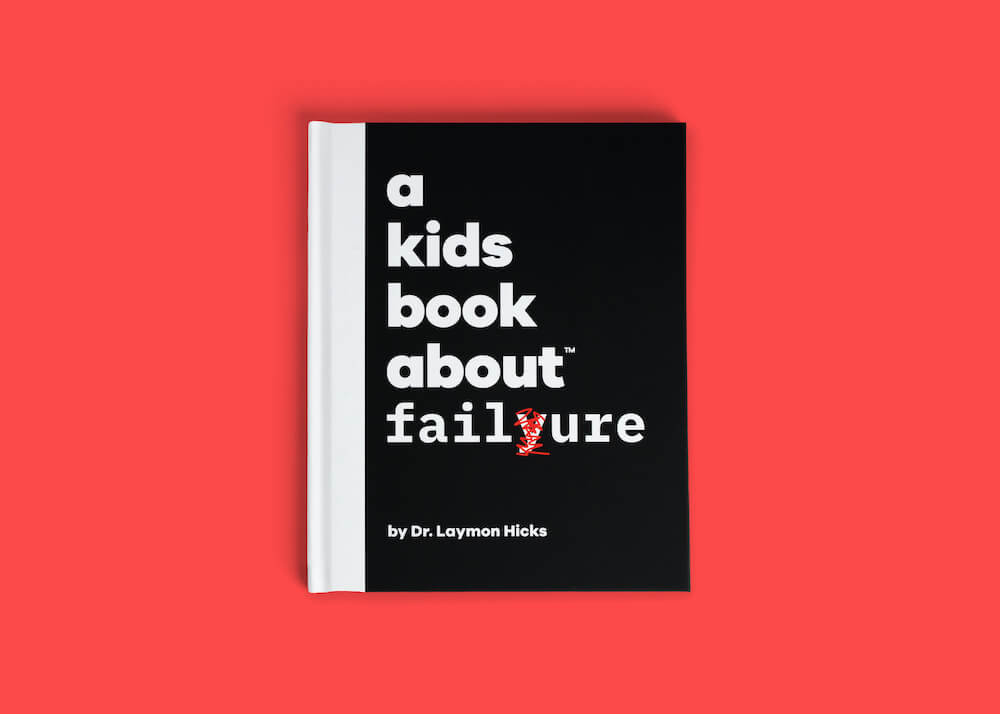 """""""A Kids Book About"""" Series: An Honest Review featured by top Seattle lifestyle blogger, Marcie in Mommyland: A Kids Book About Failure"""