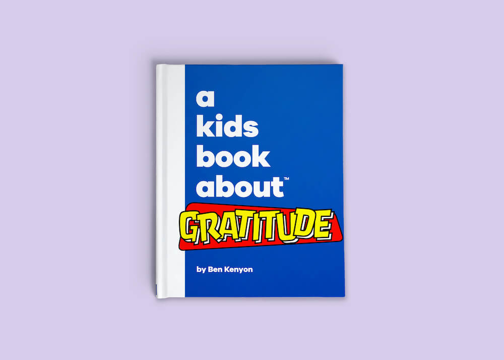 """A Kids Book About"" Series: An Honest Review featured by top Seattle lifestyle blogger, Marcie in Mommyland: A Kids Book About Gratitude"