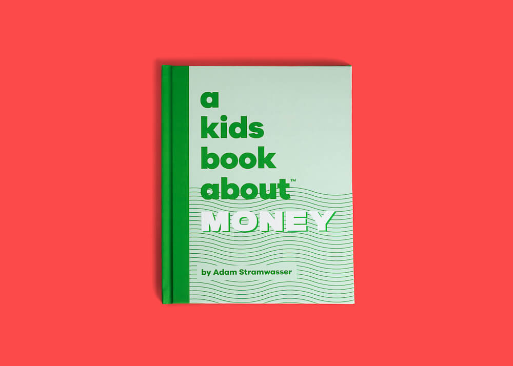 """A Kids Book About"" Series: An Honest Review featured by top Seattle lifestyle blogger, Marcie in Mommyland: A Kids Book About Money"