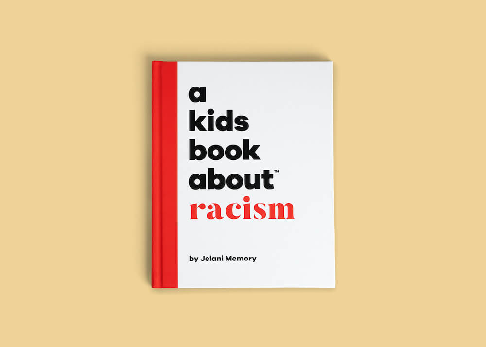"""""""A Kids Book About"""" Series: An Honest Review featured by top Seattle lifestyle blogger, Marcie in Mommyland: A Kids Book About Racism"""