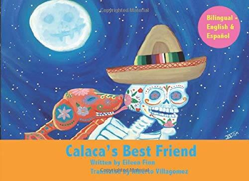 Top 15 Day of the Books for Kids Worth Reading featured by top Seattle lifestyle blogger, Marcie in Mommyland: Calaca's Best Friend