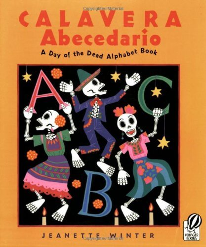 Top 15 Day of the Books for Kids Worth Reading featured by top Seattle lifestyle blogger, Marcie in Mommyland: Calavero Abecedario