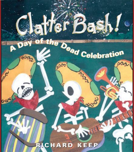 Top 15 Day of the Books for Kids Worth Reading featured by top Seattle lifestyle blogger, Marcie in Mommyland: Clatter Bash!