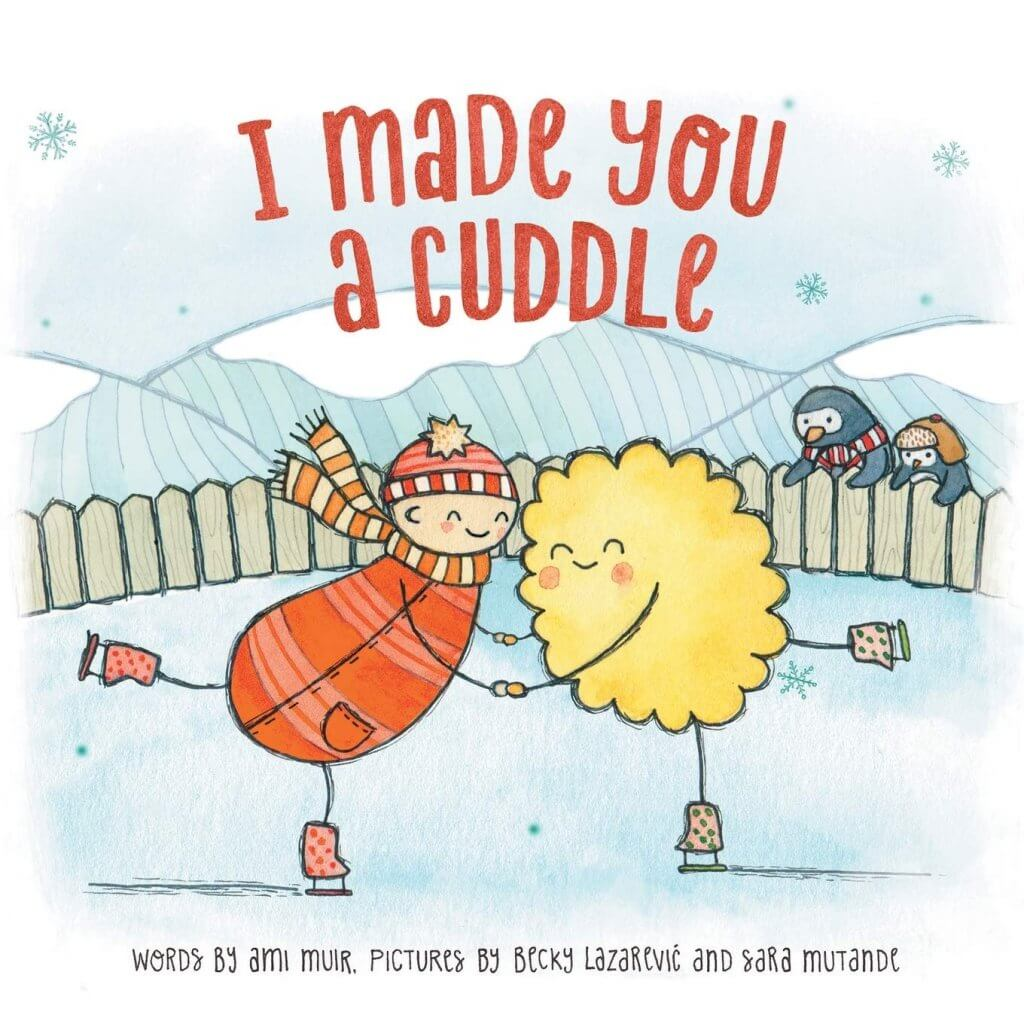 18 Fantastic New Zealand Children's Books featured by top travel blogger, Marcie in Mommyland: I Made You A Cuddle is a top New Zealand Children's Book