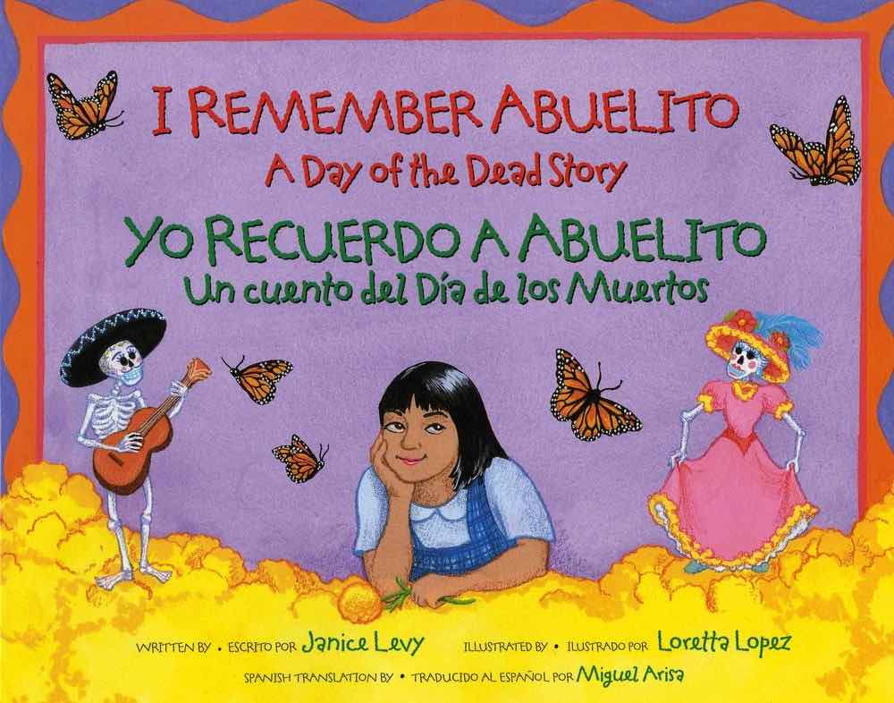 Top 15 Day of the Books for Kids Worth Reading featured by top Seattle lifestyle blogger, Marcie in Mommyland: I remember Abuelito