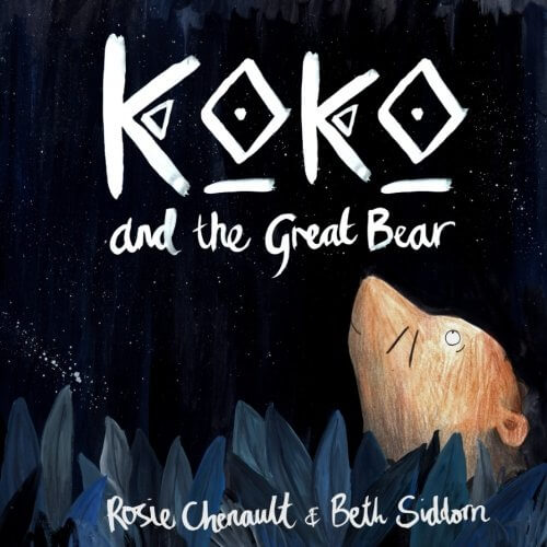 18 Fantastic New Zealand Children's Books featured by top travel blogger, Marcie in Mommyland: Koko and the Great Bear is a bestselling New Zealand Children's Book