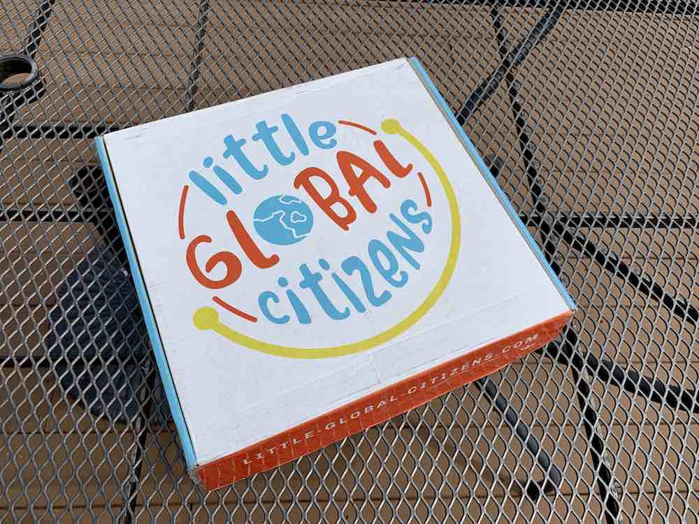 Little Global Citizens Review: Educational Subscription Boxes for Kids featured by top Seattle travel blogger, Marcie in Mommyland