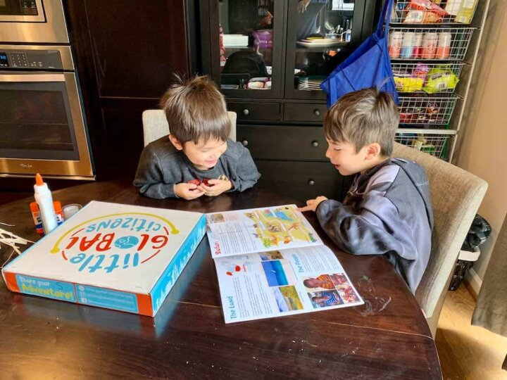 Little Global Citizens Review: Educational Subscription Boxes for Kids