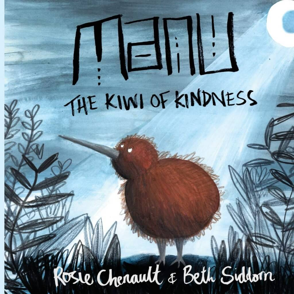 18 Fantastic New Zealand Children's Books featured by top travel blogger, Marcie in Mommyland: Manu the Kiwi of Kindness is a popular New Zealand kids book