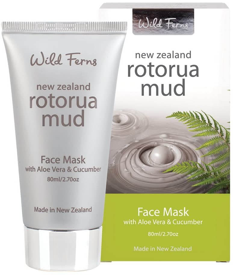 Best New Zealand Souvenirs featured by top travel blogger, Marcie in Mommyland: New Zealand Mud Mask NZ Souvenir