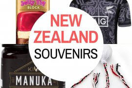 Best New Zealand Souvenirs featured by top travel blogger, Marcie in Mommyland