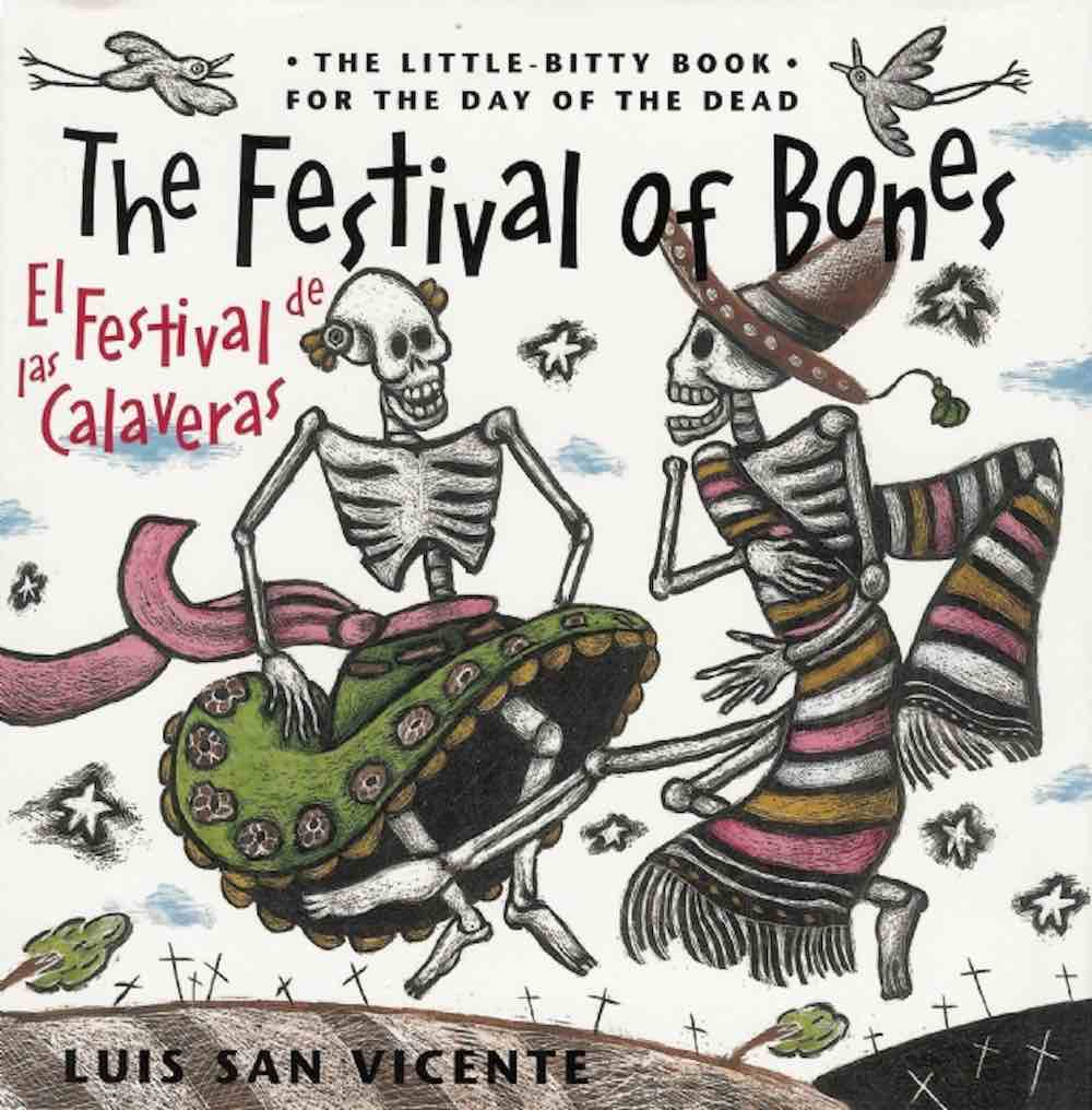 Top 15 Day of the Books for Kids Worth Reading featured by top Seattle lifestyle blogger, Marcie in Mommyland: the Festival of Bones