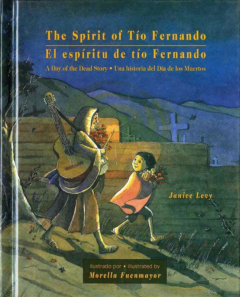 Top 15 Day of the Books for Kids Worth Reading featured by top Seattle lifestyle blogger, Marcie in Mommyland: The Spirit of Tio Fernando