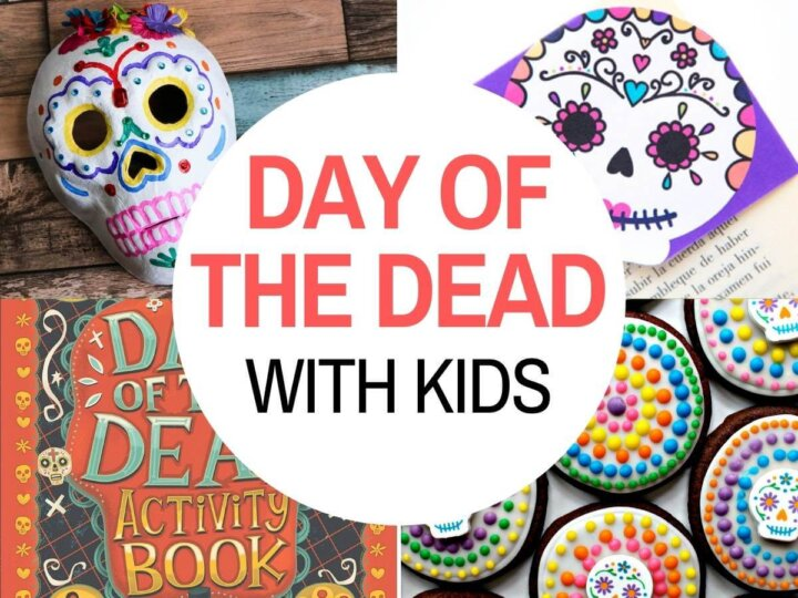 48 Incredible Day of the Dead Crafts and Activities for Kids