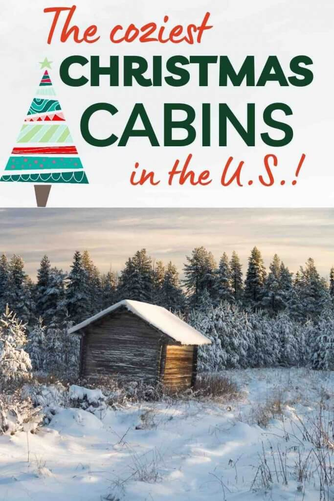 Top 7 Best Airbnbs for Christmas in the US featured by top US travel blogger, Marcie in Mommyland
