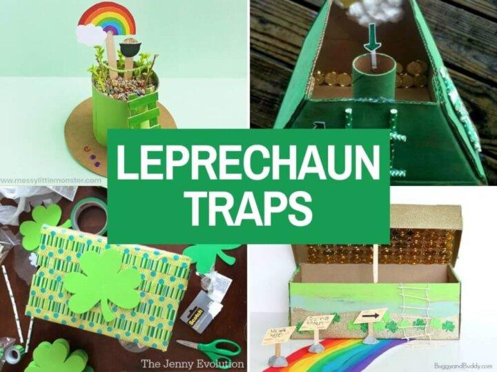 15 Magical Leprechaun Traps for Kids to Make