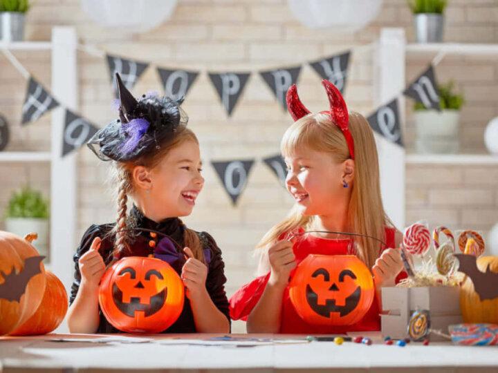 Easy Disney Halloween Party Ideas for 2021
