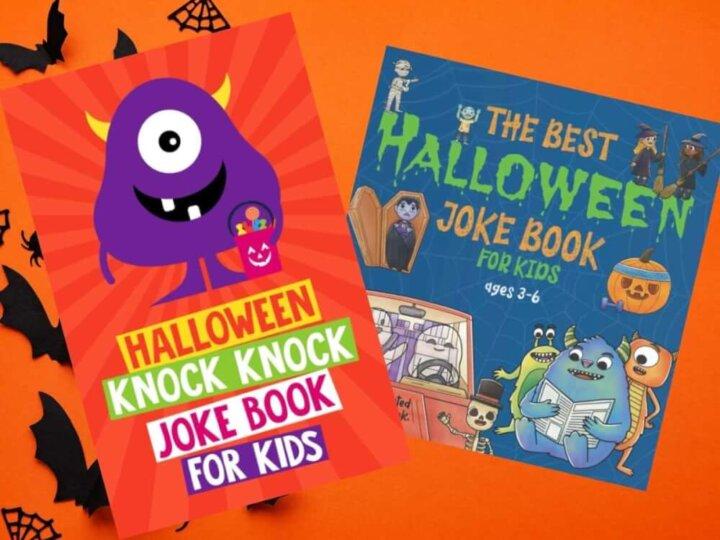 Halloween Joke Books for Kids That Will Crack Them Up