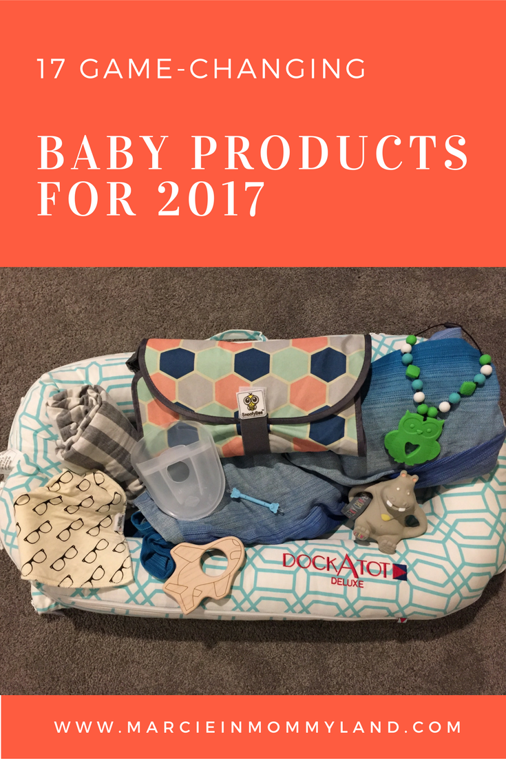 Baby Essentials for second baby, featured by top Seattle mom blogger, Marcie in Mommyland