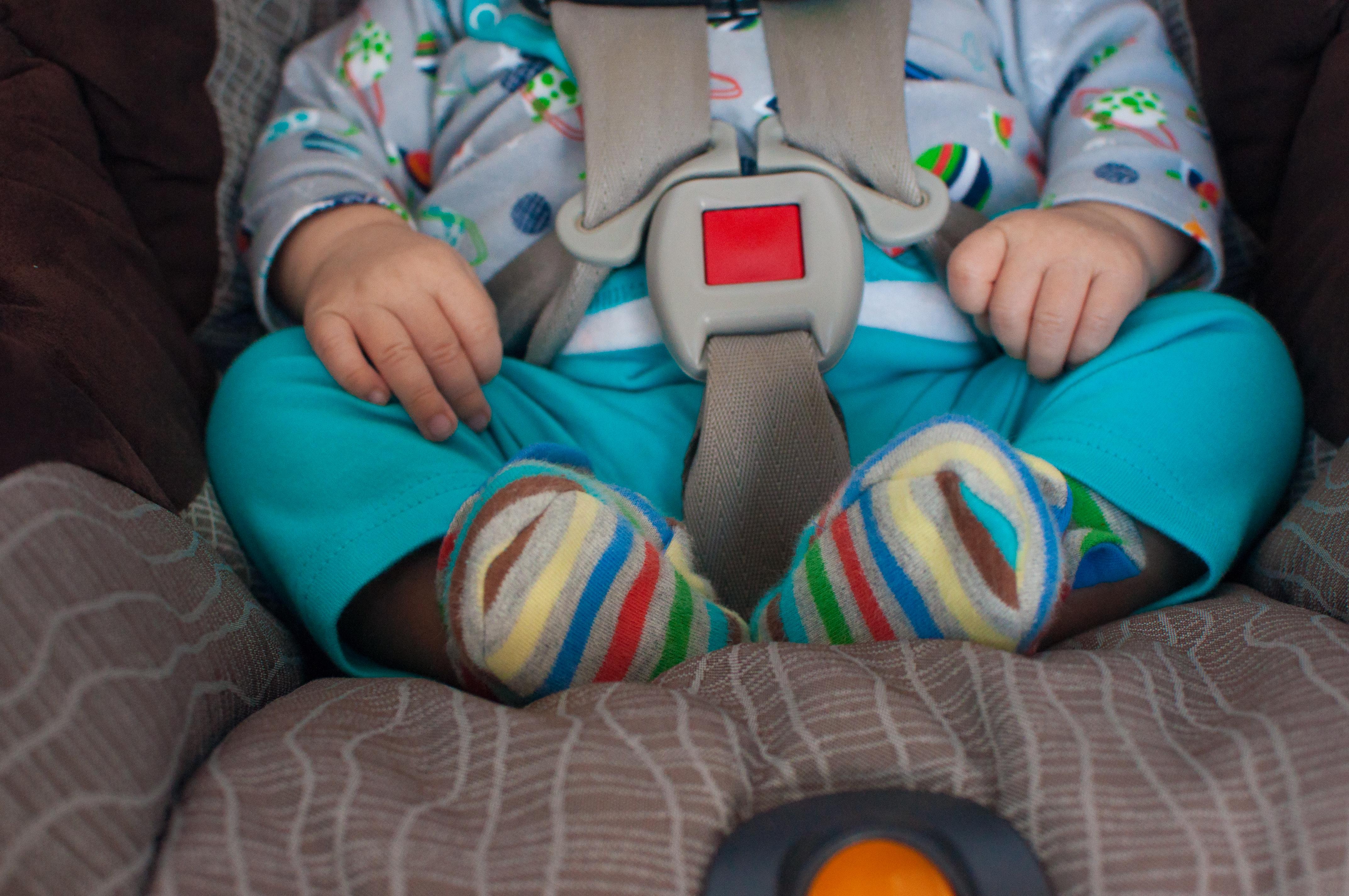 Zutano booties for babies