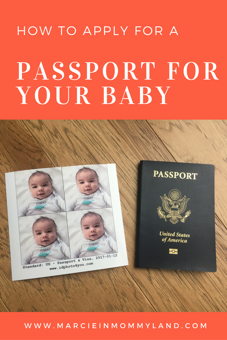 How To Apply For A Us Passport For A Baby, Toddler Or Child How To