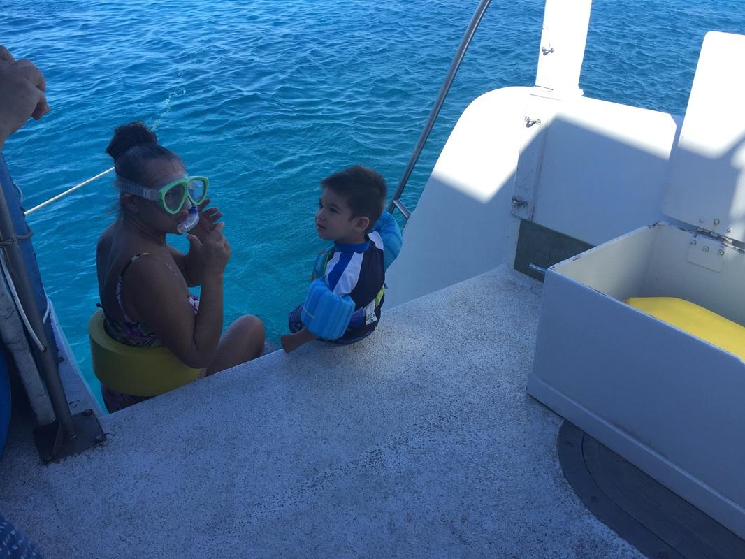 Four Winds Maui Snorkel