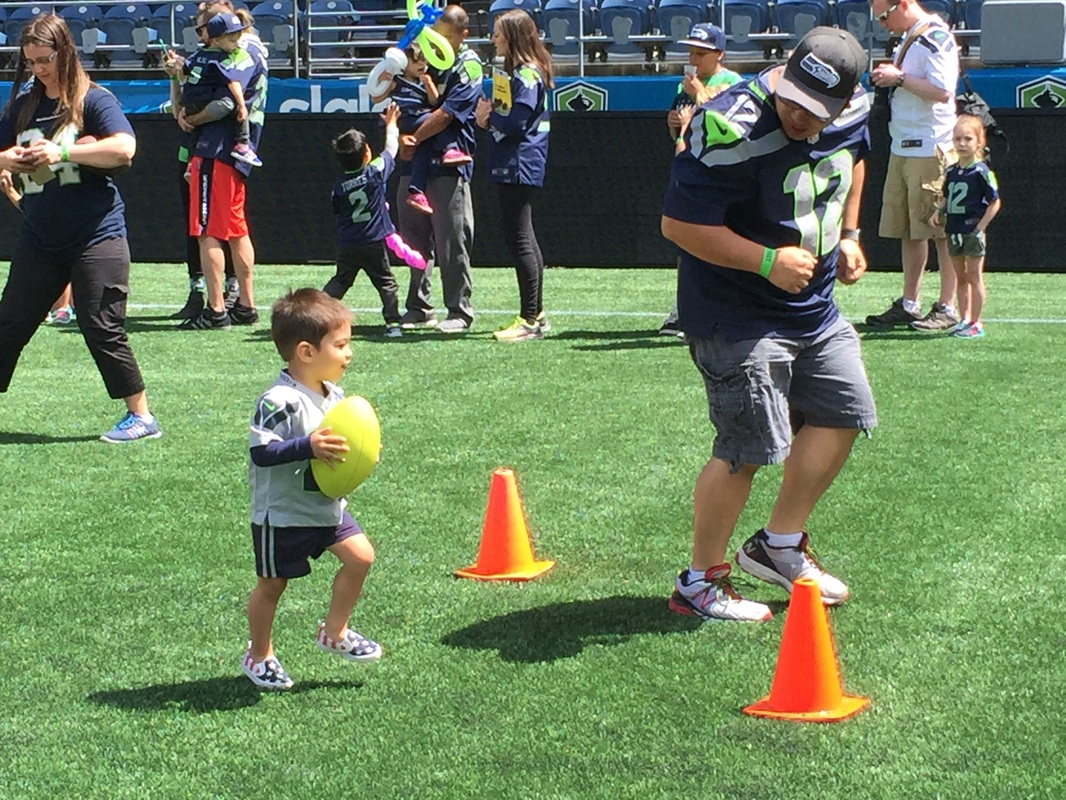 2016 Seahawks Family Football Fest