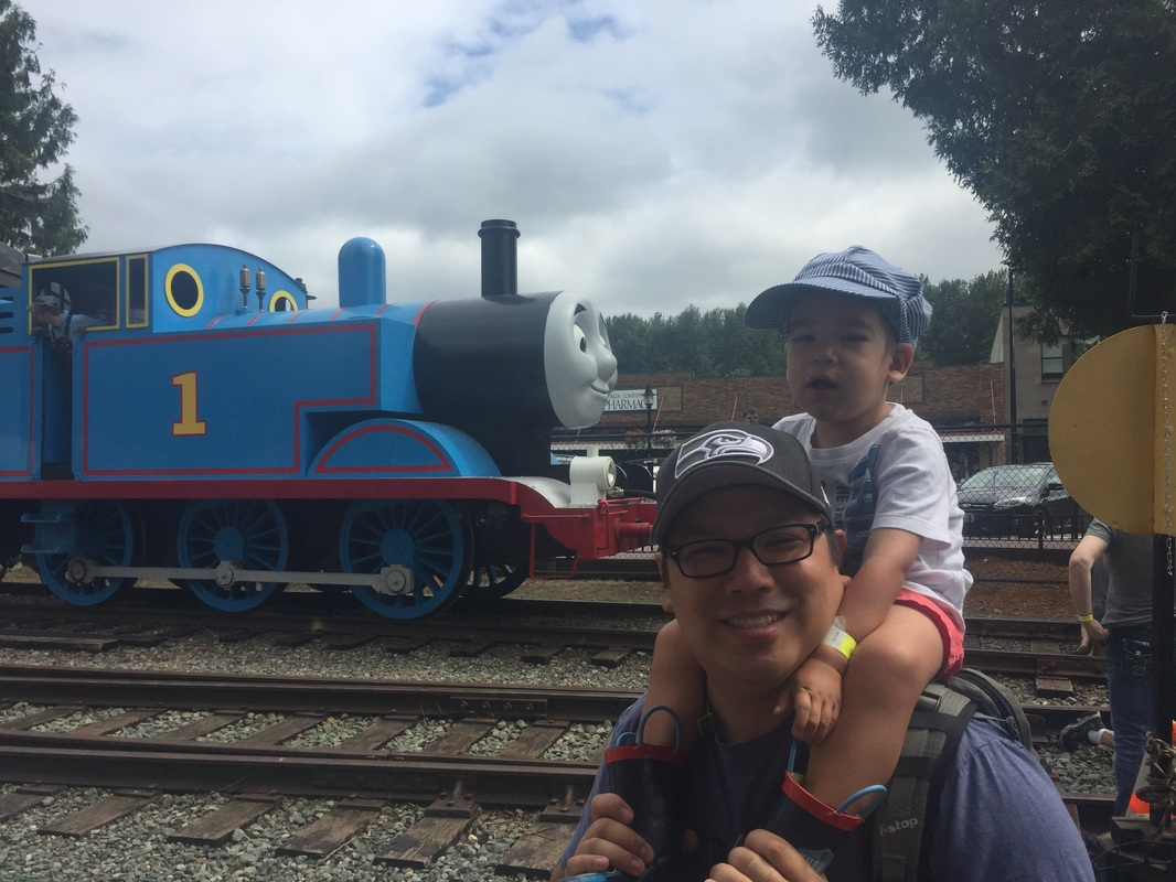 Day Out with Thomas at NW Railway Museum