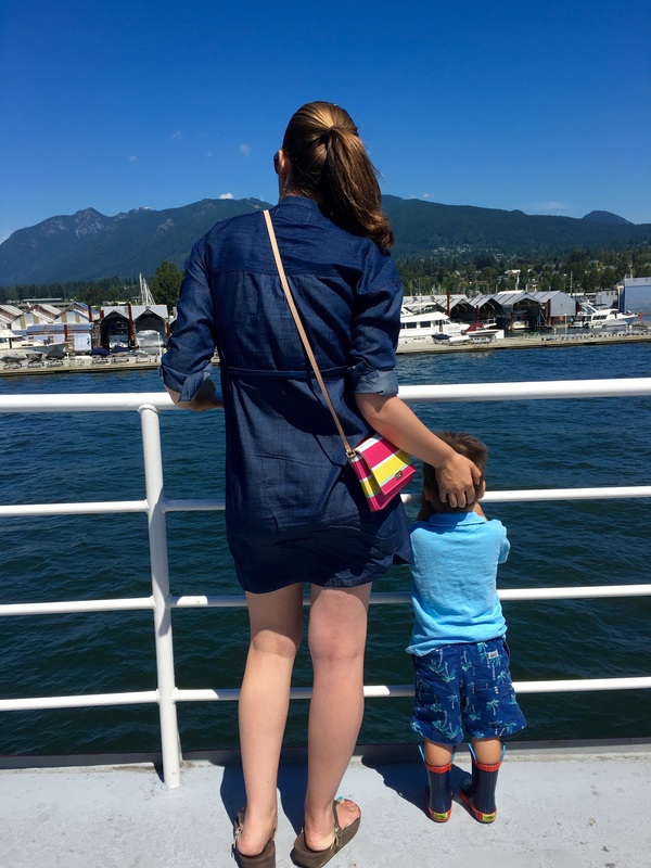 Photo of a Vancouver Harbour Cruise in British Columbia, Canada is a fun kids activities vancouver #harbourcruise #vancouverharbour #vancouver #vancouverbc #britishcolumbia #canada