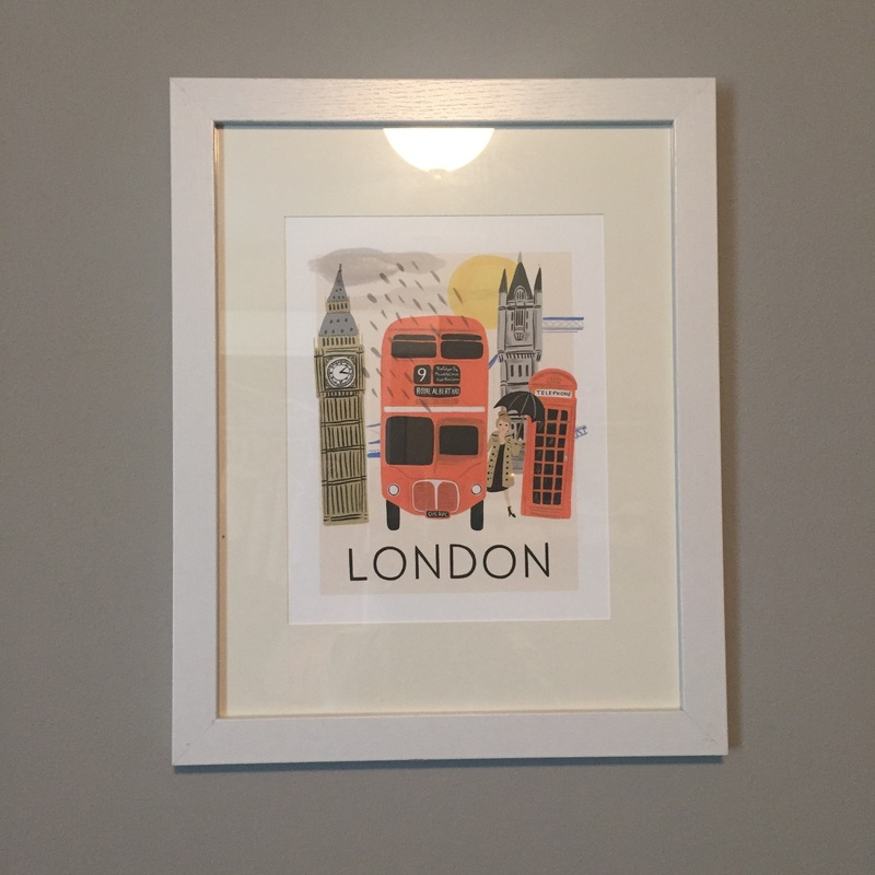 Rifle Paper Co London Print